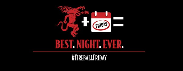 Fireball Fridays Instant Win Game
