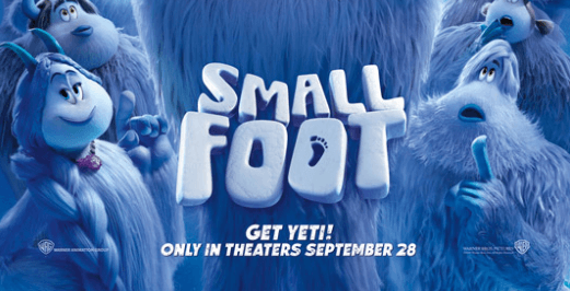 Warner Bros PlayMonster Smallfoot Sweepstakes
