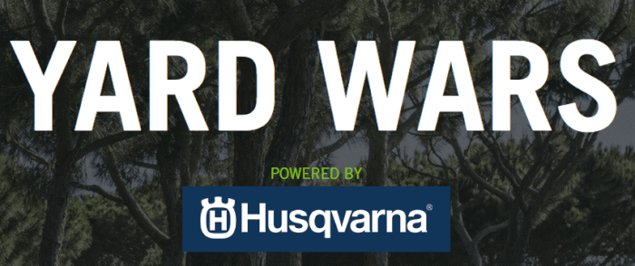 Yard Wars Sweepstakes - Win Husqvarna Automower 450X