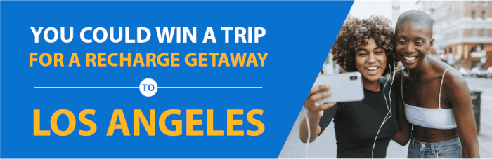 Steve Harvey Morning Show Recharge with Junior Sweepstakes