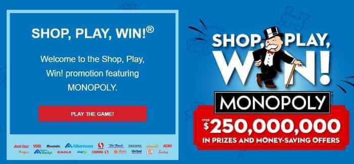safeway shop play win promotion