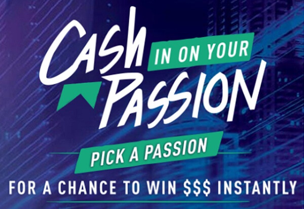 Marlboro Cash In On Your Passion Instant Win Game (90,308