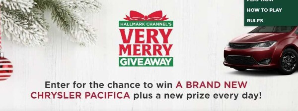Hallmark Channel Christmas Giveaway