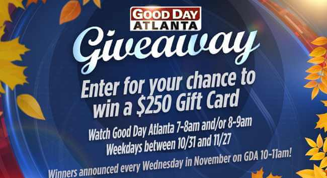 good day fox 5 contest