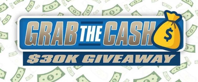 hearst grab the cash contest