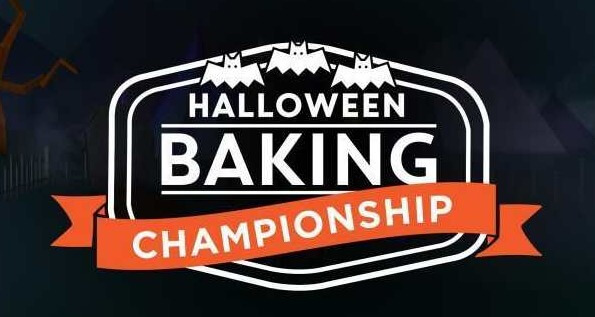 Halloween Baking Championship contest