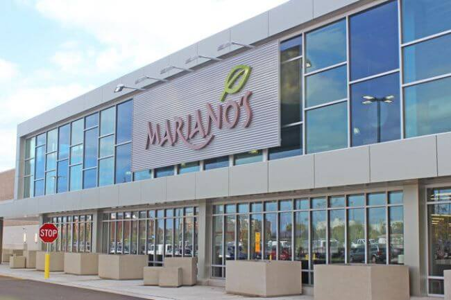 Mariano's store guest feedback